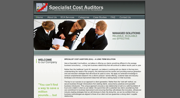 Specialist Cost Auditors